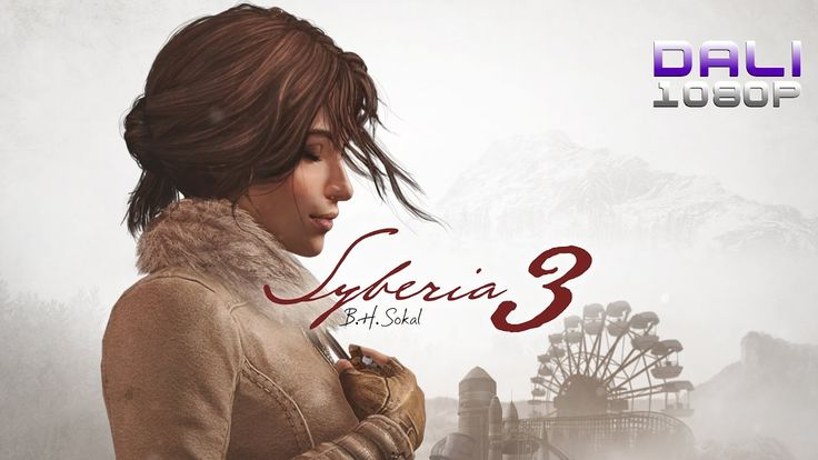 The next generation in adventure games, Syberia 3 takes you inside an enchanting, mysterious universe full of life for you to explore #Syberia3 #Microids_off #pc #adventure #Steam #YouTube