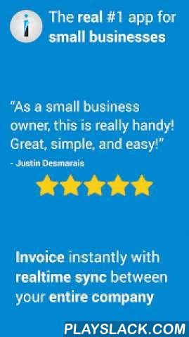 Invoice Maker Pro  Android App - playslack.com ,  Invoice your clients in minutes! Invoice Maker Pro offers realtime invoicing for real businesses.With multiple templates available, you can customize invoices and estimates to your liking. In addition, you can utilize Invoice Maker Pro to manage clients and products related to your invoicing and accounting systems.Invoice Maker Pro has been recently updated to include a range of noteworthy features:• Realtime sync of your company invoices and…