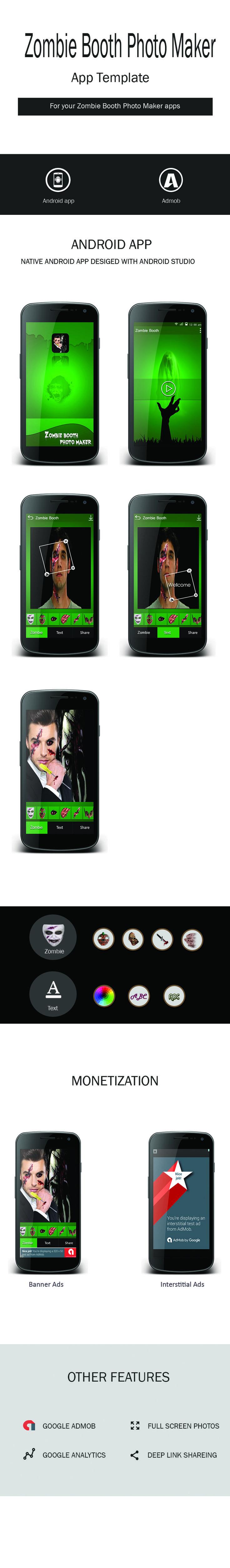 Zombie Booth Photo Maker (Photo Editing App) (Utilities)