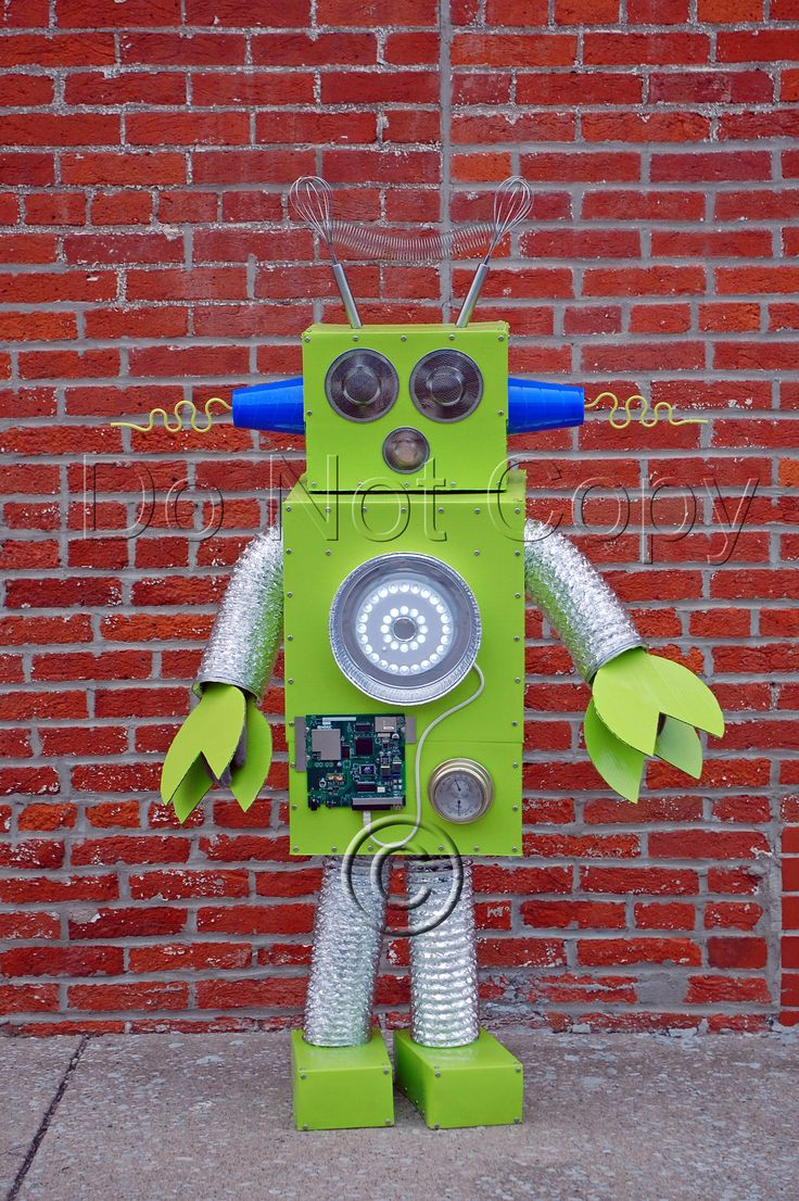Best 25+ Robot costumes ideas on Pinterest | Robot costume diy ...