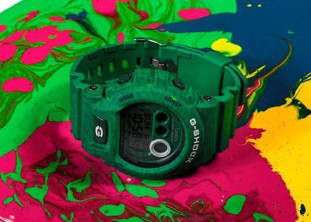 Casio G-Shock GDX6900HT-3 Analog Green Watch SALE!! 28% OFF!
