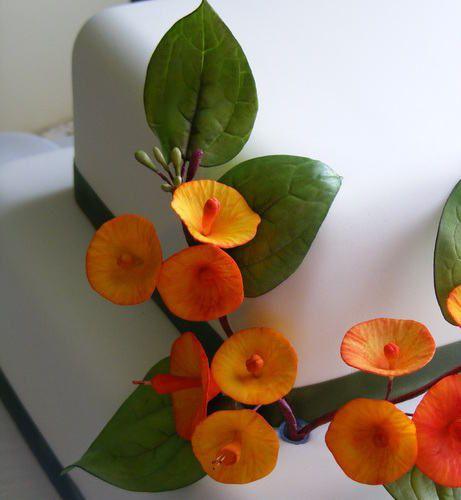 Chinese hat flower tutorial  Cukorpazstát és eszközöket vásárolj a GlazurShopban! http://shop.glazur.hu