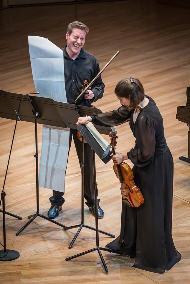 #epicfail #violinist #KristofBarati #fun © Kotschy Gábor