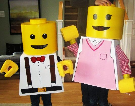 Best 25 lego halloween costumes ideas on pinterest diy lego omg fantastically creative and well crafted lego halloween costumes for kids solutioingenieria Choice Image