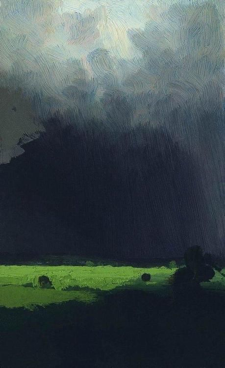 Arkhip Kuindzhi, After a Rain c.1879