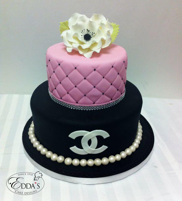 Chanel Cake Designs: 43 Best Fashion Cake Images On Pinterest