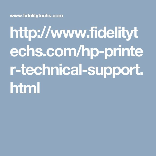Fidelitytechs offers hp printer technical support number in USA we also provide hp printer support number, hp printer tech support, hp printer technical support number, hp printer customer support, hp printer tech support phone number. Visir us : http://www.fidelitytechs.com/hp-printer-technical-support.html
