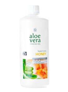 Aloe Vera Drinking Gel Honey