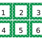Green apple calendar pieces for the every month of the year. They are bright in color and include all the dates/months/and years in set. They all h...