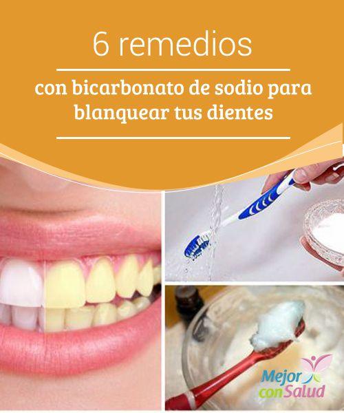 M s de 25 ideas incre bles sobre remedios para dientes for Ambientador con suavizante y bicarbonato