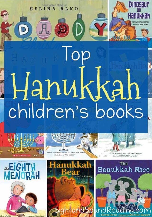 Preschool or Kindergarten Activity:  Hanukkah Children's Books -compare and contrast Hanukkah books for your family or classroom.