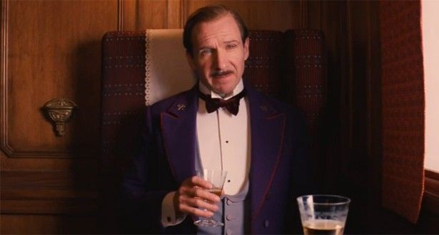 I love Wes Anderson films - The Grand Budapest Hotel Trailer