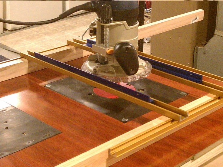 Router Planer Ww Router Planing Jigs In 2019 Pinterest