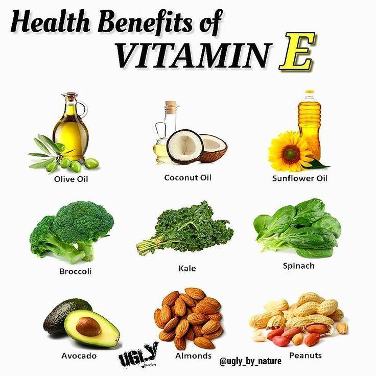 Vitamins in Vegetable Oil