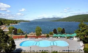 Groupon - Stay with Daily Breakfast at Fort William Henry Hotel in Lake George, NY. Dates Available into June. in Lake George, NY. Groupon deal price: $69.95