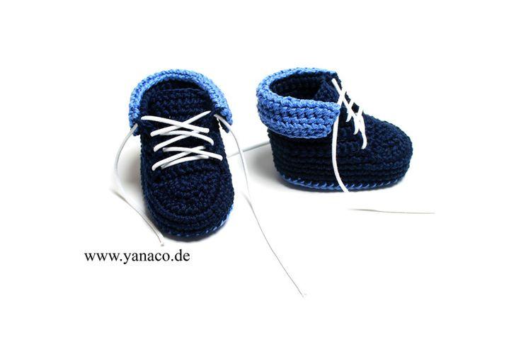 Babyschuhe 10,2cm von Yanaco auf DaWanda.com