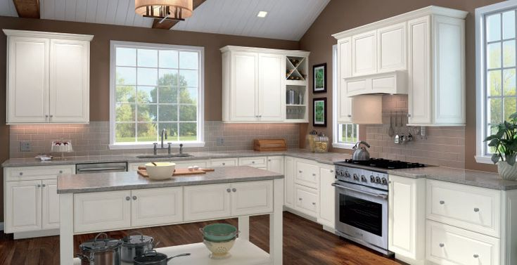 Dawley - allen + roth™   Cabinet door styles, Cabinet ...
