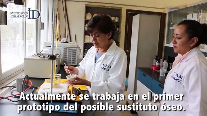 Obtienen investigadores de la #UNAM posible sustituto óseo a partir de cáscara de arroz: https://goo.gl/0aUDrB