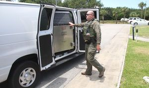 Man in Sheriff's custody hospitalized after transport to jail - #IndianRiverCounty
