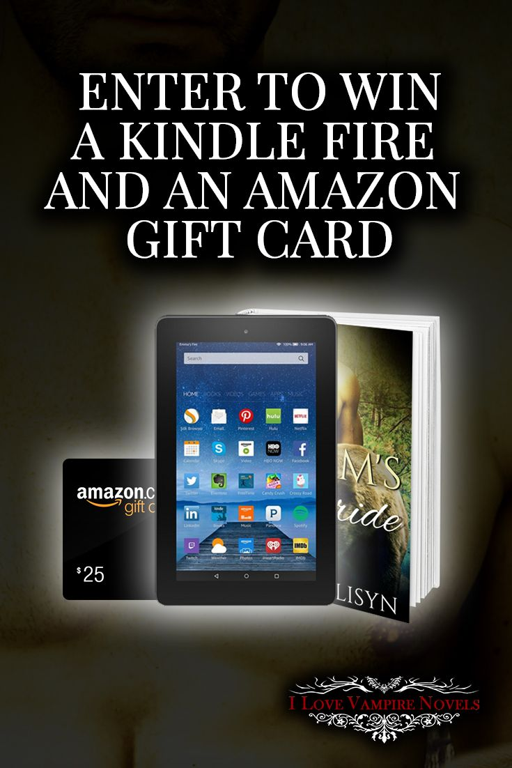 Win a Kindle, a $25 Amazon Gift Card or Signed Copies from Bestselling Author Emma Alisyn. ENDS: 20JUN2016 at 12 am CDT.