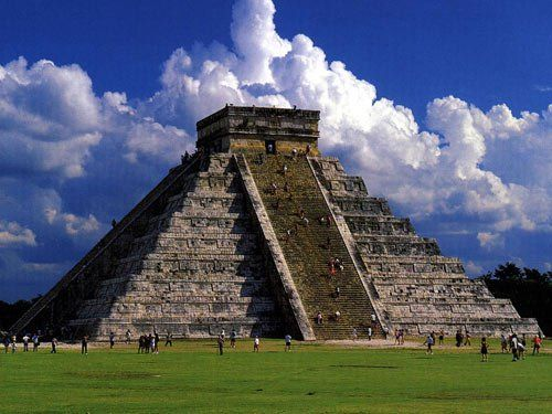 Cozumel Mayan Ruins.... I am glad to say I've been there.... It's BEAUTIFUL!