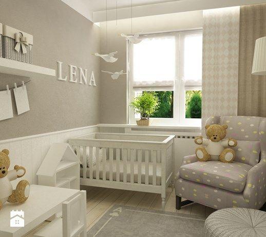 Dla półrocznej Lenki - zdjęcie od Grafika i Projekt architektura wnętrz