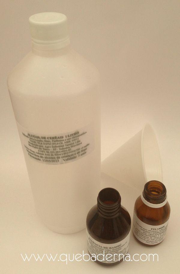 Como fazer home spray - aromatizador de ambiente em spray para a sua casa.