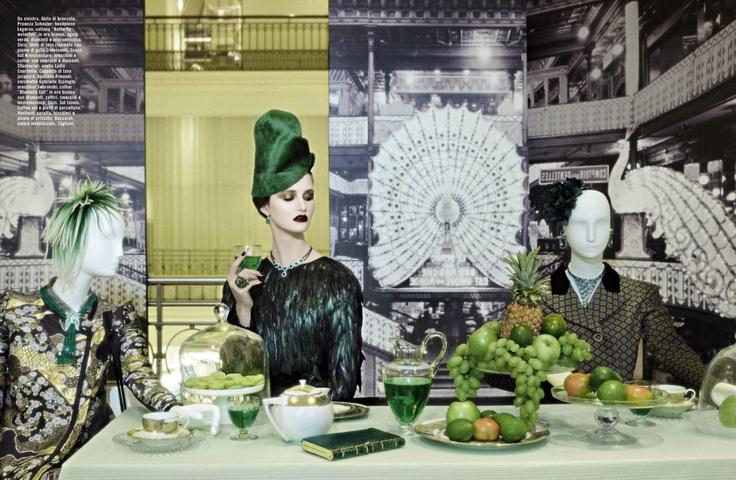 mackenzie drazan by luciana val & franco musso for vogue italia september 2012