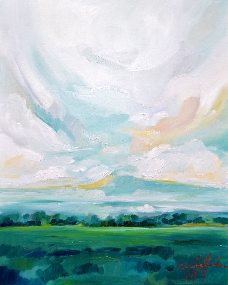 """Fine Art Reproduction of """"To the Stillness"""", an oil landscape painting. This painting will bring a moment of calm, serenity, and inspiration to your space. Printed on wonderful flat fine art quality printing canvas with a giclee large scale professional printer and hand-cut in studio. Th"""