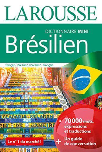 Mini Dictionnaire Brésilien : Français-Brésilien/Brésilien-Français |  410.26 DICO