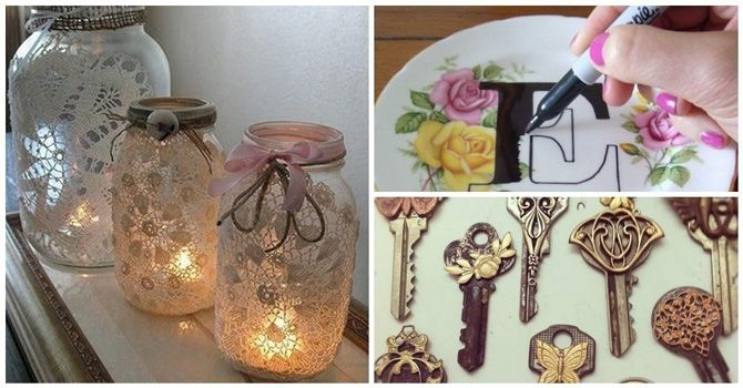 171 best diy images on pinterest - Creative decoration ideas for home without ripping you off ...