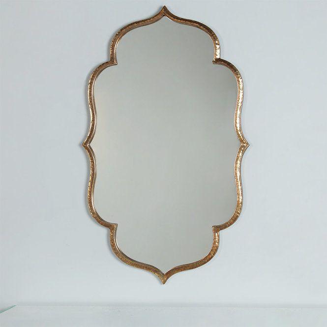 Luxe Bohemian Mirror – Bathrooms Morrocan
