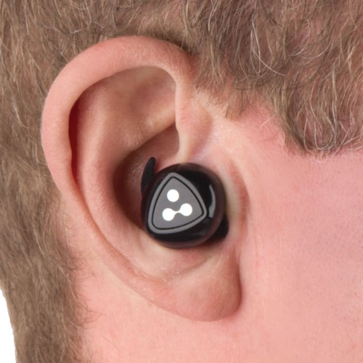 The Truly Cordless Earbuds - Hammacher Schlemmer