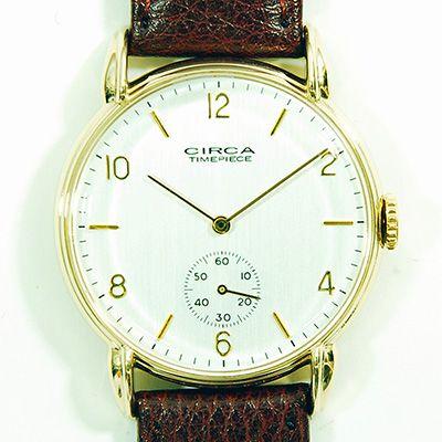 CIRCA   Vintage Watch Company