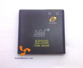 baterai Ep500 double power