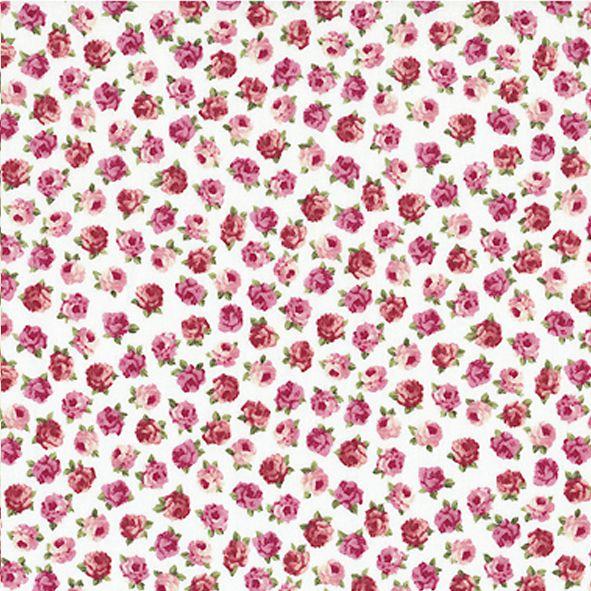 Růžičky drobné růžové  RJ
