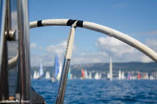 Barcolana sailing regatta in Trieste, Friuli Venezia Giulia, Italy