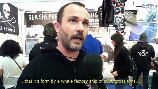 -Spanish- Entrevista realizada al coordinador en España de Sea Shepherd (seashepherd.es), Ramón Cardeña, donde nos cuenta qué hace esta ONG. // -English- Interview with the spanish coordinator of Sea Shepherd (seashepherd.es), Ramón Cardeña, talking about their NGO.