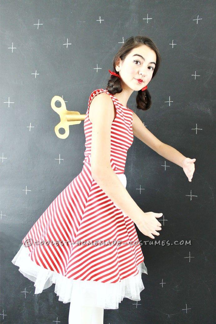Muñeca de cuerda