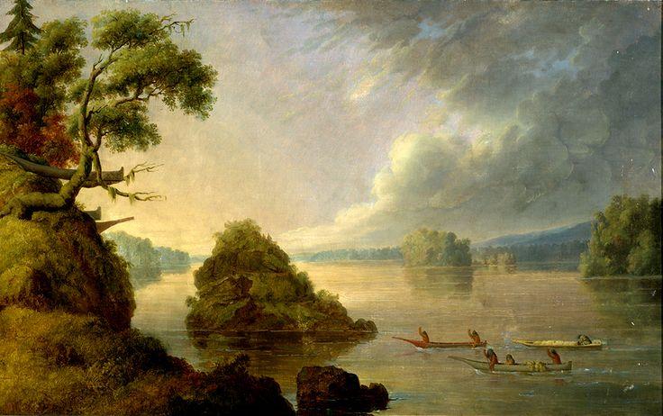 Coffin Rock. Un luogo lungo il Columbia River, presso Longwiew sulla sponda dello Washington, dove i Nativi Chinookan deponevano i loro morti.