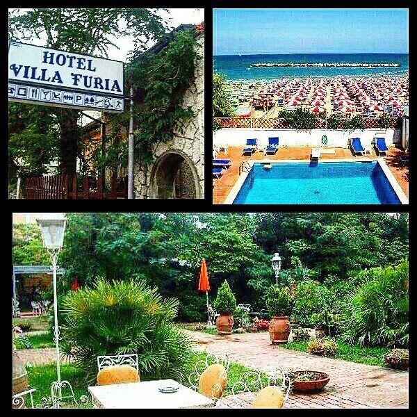 Италия  Римини Беллария Hotel Villa Furia 4 - отель расположен на территории тенистого сада со своим открытым бассейном и  отгороженым частным  участком пляжа с бесплатными! лежаками. Первая линия к морю. Качественное разнообразное питание бесплатный вай-фай и гостеприимная  семейная обстановка. 814 евро - завтраки 860 евро - завтрак  ужин по желанию за эту сумму предоставляется полный пансион (завтрак обед ужин) Цена указана за двоих !!! Цена на вылет 04.06 из Киева на 7 ночей…