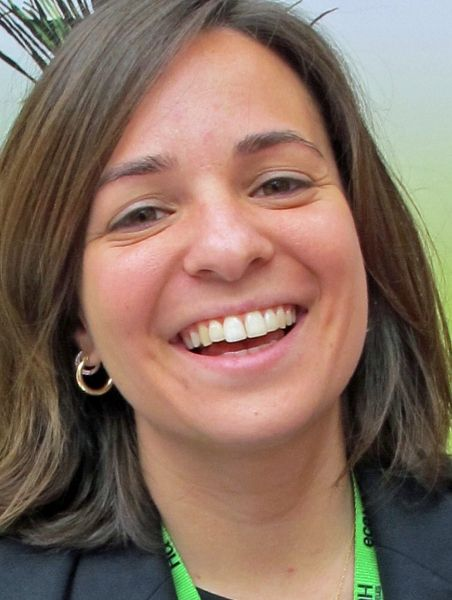 Eda Ozden, Director Business Development at MEP Destination Business Solutions dedicated to maximizing the opportunity of the EuroLeague's Final Four battle for organizers of global meetings and events.