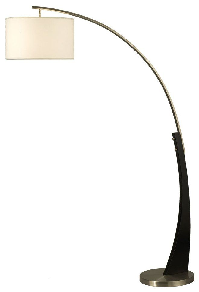 plimpton modern arc floor lamp - Arc Floor Lamps
