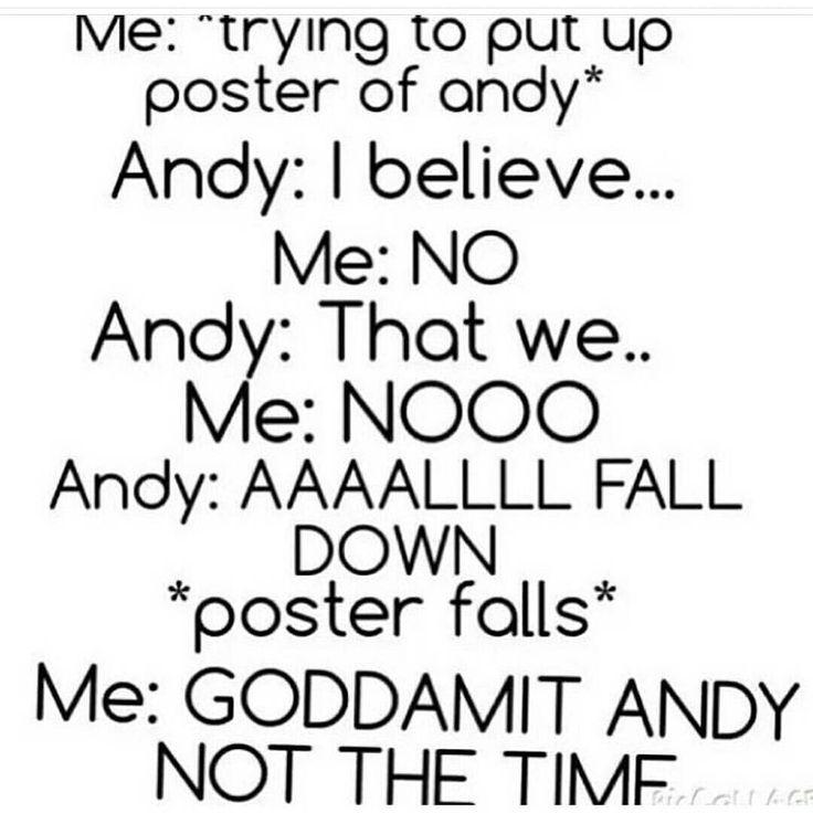 Andy biersack kik