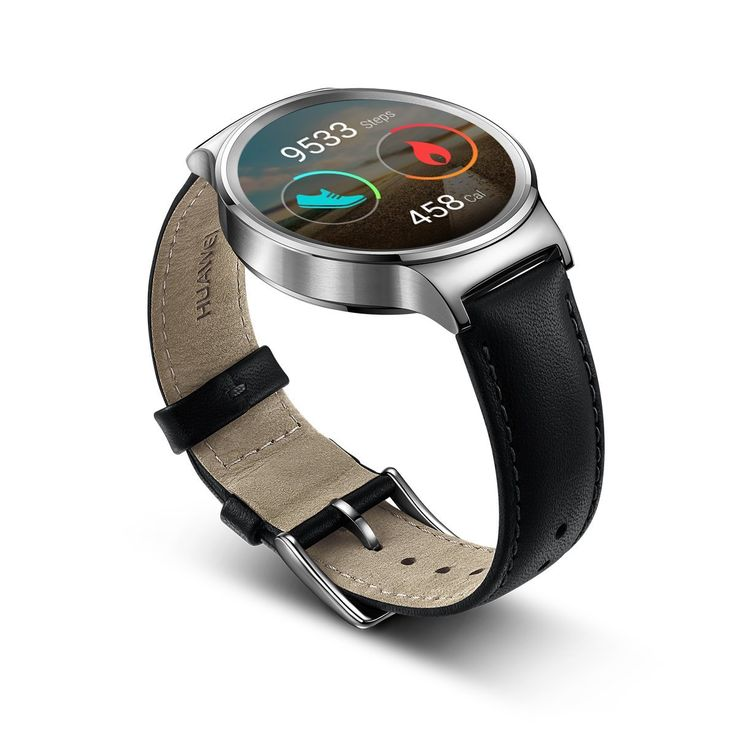 Huawei Stainless Steel Smart Watch - IoT - Internet of Things