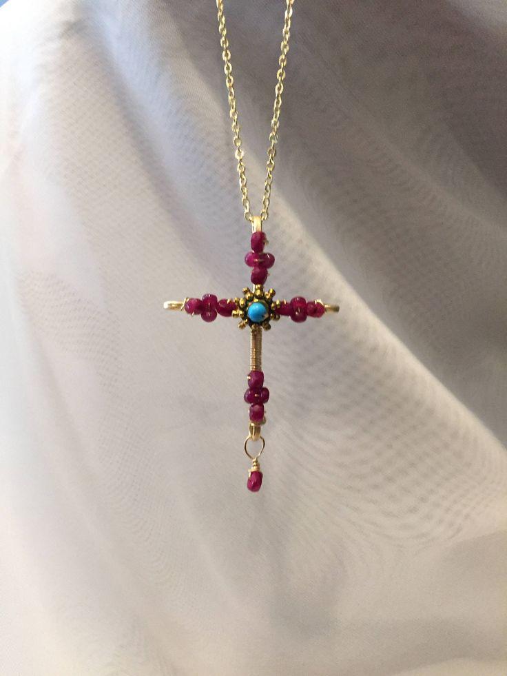 25 best ideas about beaded cross on cross