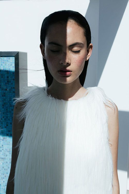 fur top if you are Ellery you where a nightmare to cut out - yet so worth it