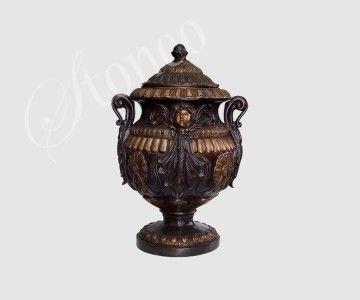 Ateno - urna z brązu