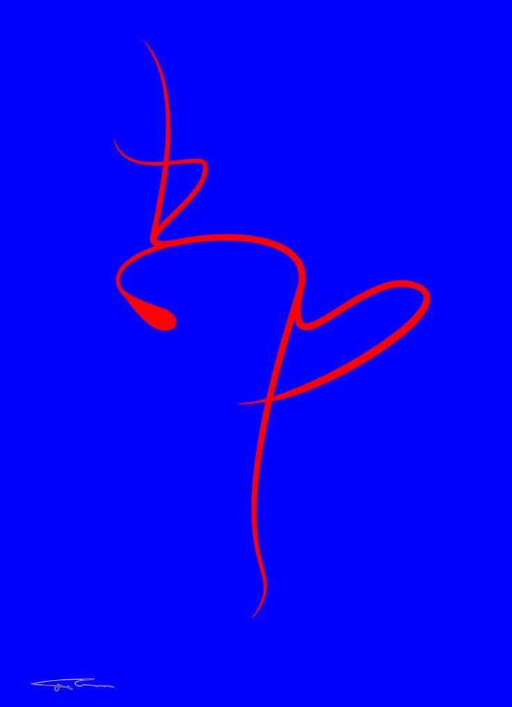 "Name: Blue Ballet Author: Erik Teodoru ID number: 194 Year: 2017 Software Tool: Inkscape 0.92  Model: --- Original Source Image: --- Project: ""Ellipse"""