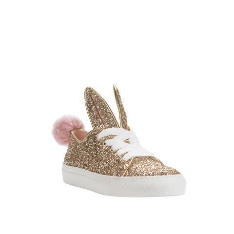 TAIL SNEAKS GOLD GLITTER - Sneakers - Shoes